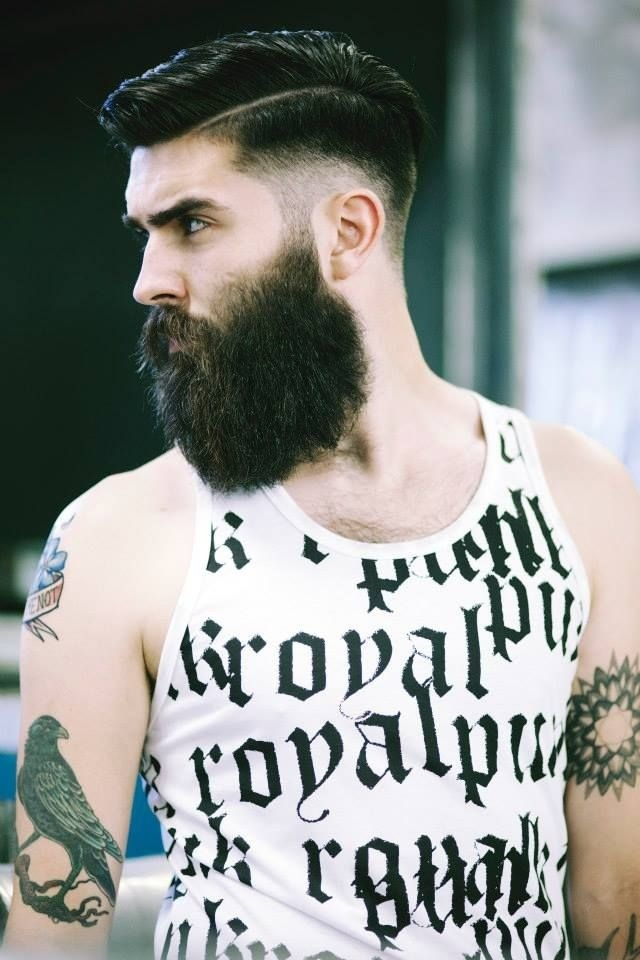 Are hipster beards unhygienic Facial hair is riddled with
