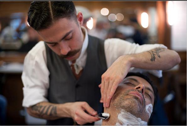 Le retour des Barbiers