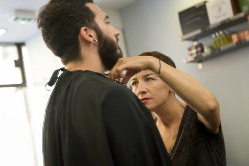 La barbière de Paris Sarah Daniel Hamizi,