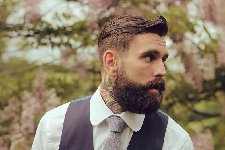 trouver son style de barbe 12 styles tendances en 2017. Black Bedroom Furniture Sets. Home Design Ideas
