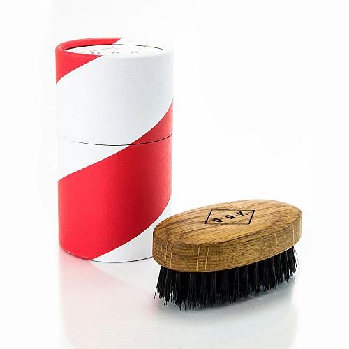 brosse à barbe oak