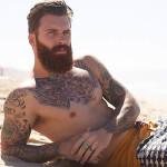 Prendre soin de sa barbe en vacances