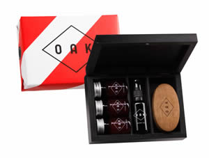 black box soin barbe oak