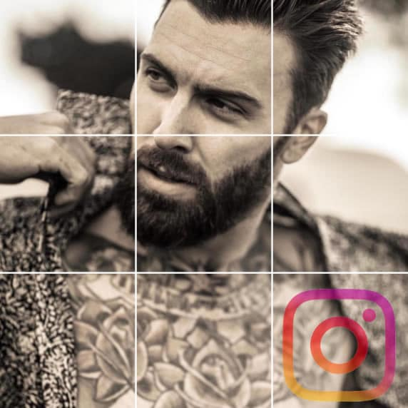 instagram barbe