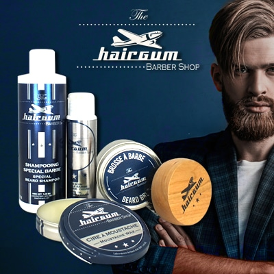 Coffret barbe Hairgum