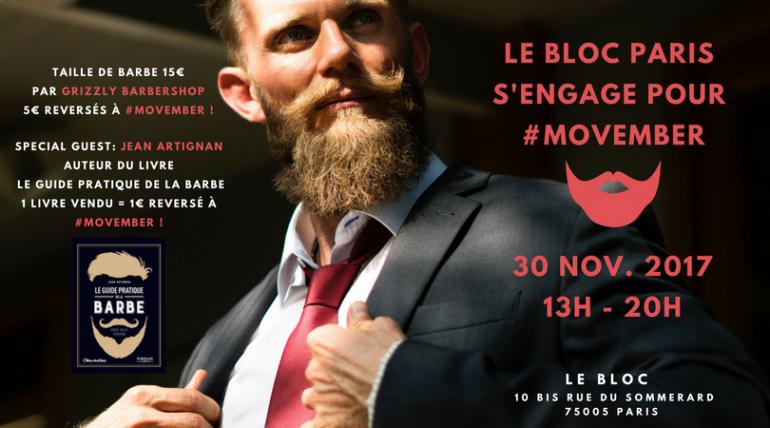 Movember 2017 Paris